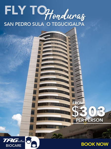 HONDURAS INGL 450X600