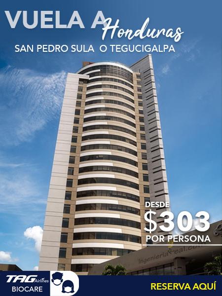 HONDURAS 450X600