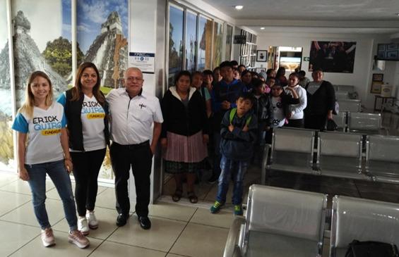 Fundacion Erick Quiroa