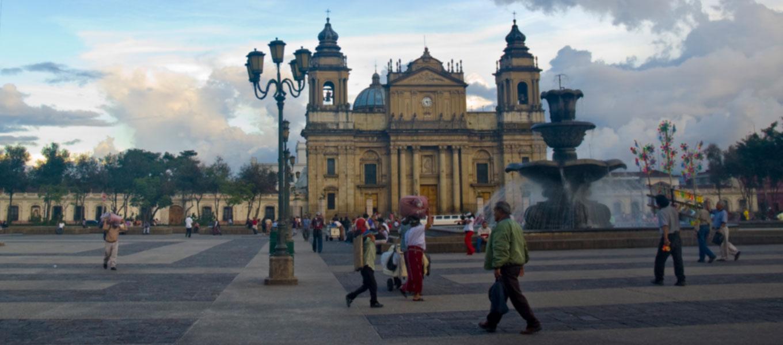 Guatemala: Ejemplo de prevención de COVID-19