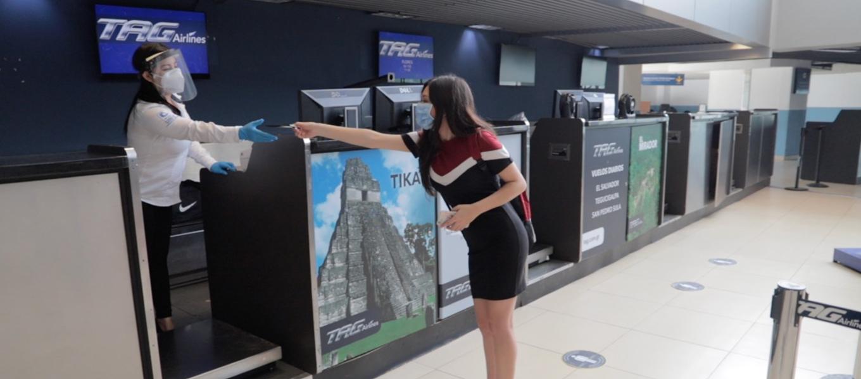 Procedimientos para viajeros