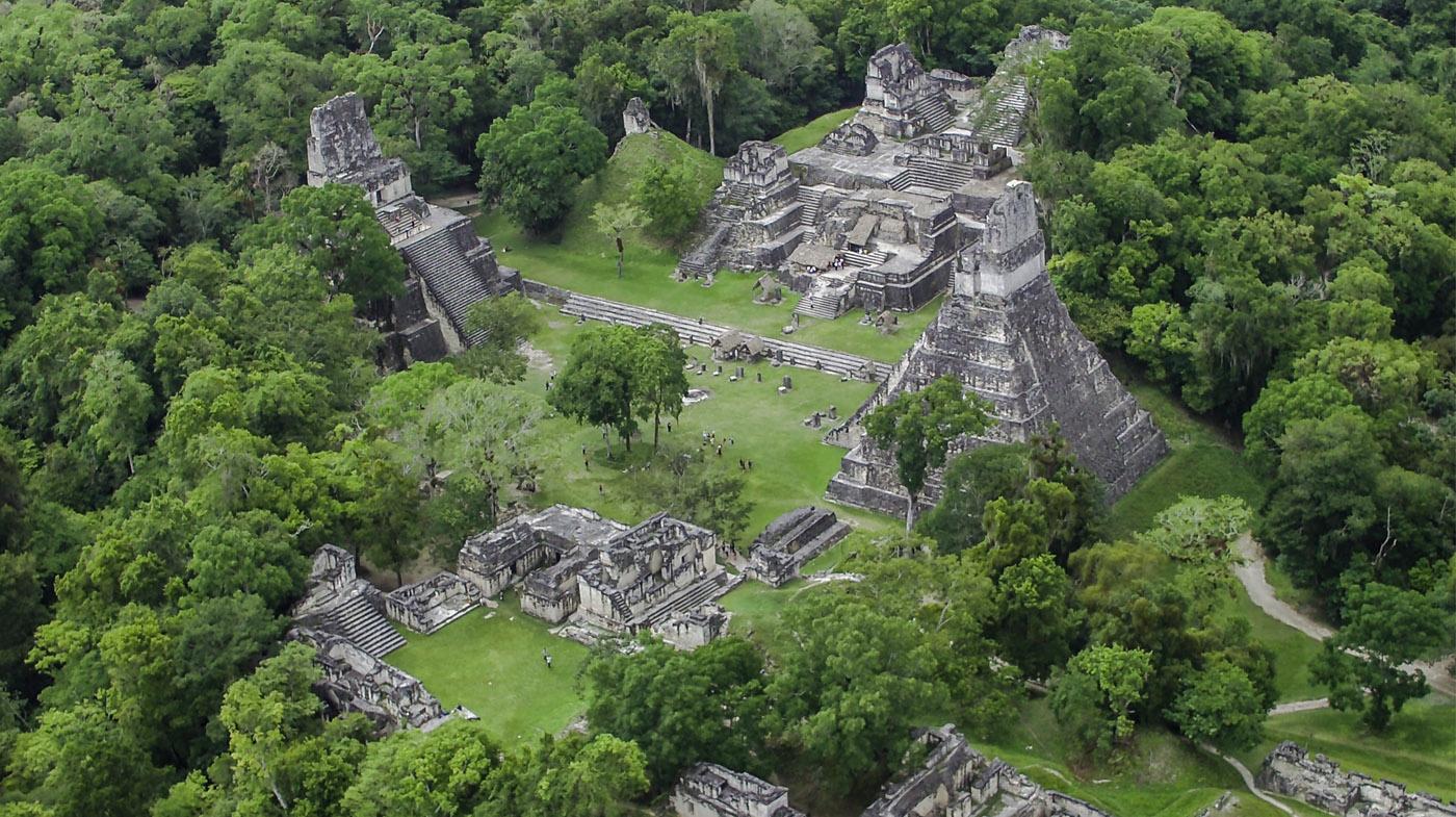 Guatemala, Flores, Tikal